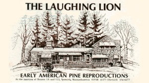 Laughing Lion gift shop Ipswich MA