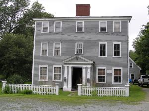 Samuel Dutch house, S.Main St., Ipswich MA