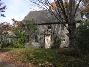 Candlewood Rd. house, Ipswich MA