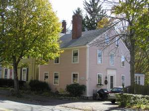 16 High Street, the Jacob Manning house (1818)
