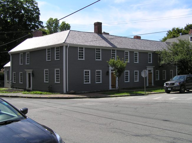 Day-Dodge house, North Main Street, Ipswich MA