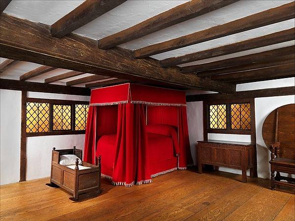Room from the Hart house at the Metropolitan Museum in New York.