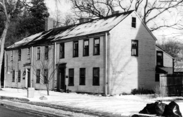 Day-Dodge house, 57 N. Main St. in Ipswich