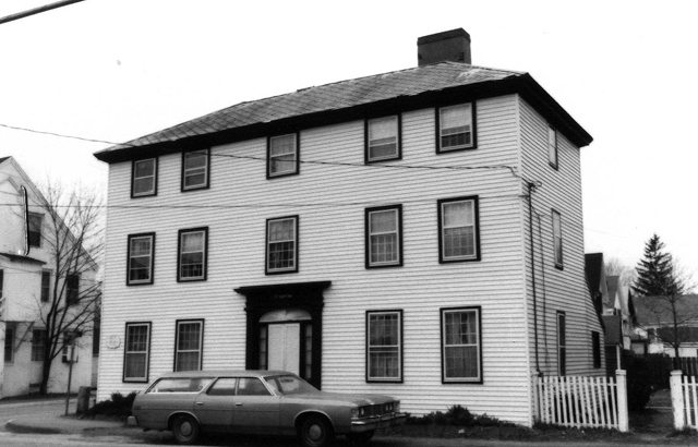 The Dr. John Manning house, late 20th Century