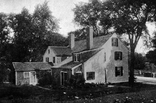 Rogers and Brown house from the book,