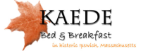 Kaede Bed and Breakfast is in an historic home in Ipswich MA