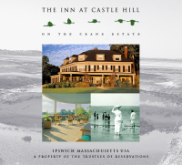 The inn at Castle Hill is near Crane Beach in Ipswich