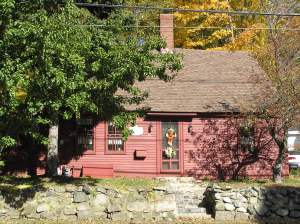 57 High Street, the Stone – Rust – Abraham Lummus house (c 1750)