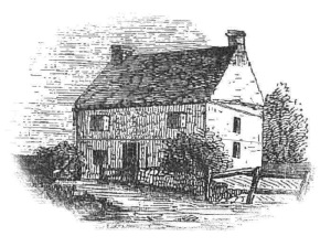 The home of Samuel Simmons