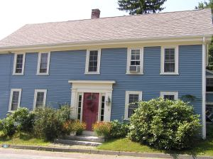 Hovey house, Summer St., Ipswich MA