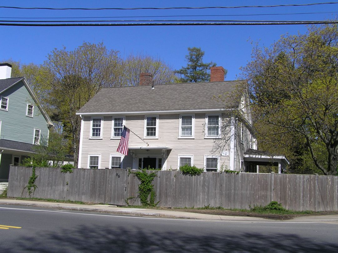 Burnham-Brown house, 86 County Rd., Ipswich MA