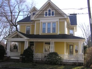 14 Liberty Street, the George B. Brown house (1898)