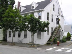 William Pulcifer house, 34 North Main St., Ipswich