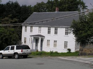 8 North Main St, the Ebenezer Stanwood House (1747)