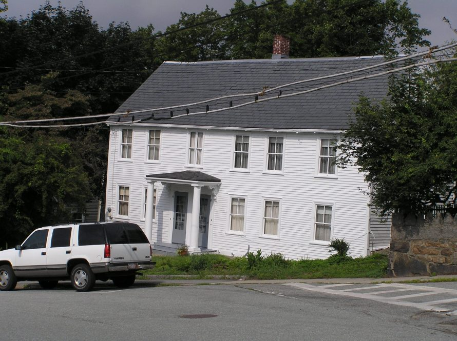 8 North Main St, the John and Mary Sparks house