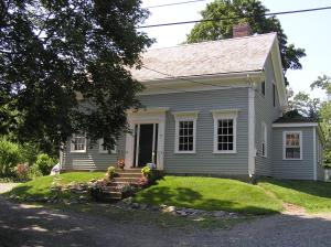 Summer St. house, Ipswich MA