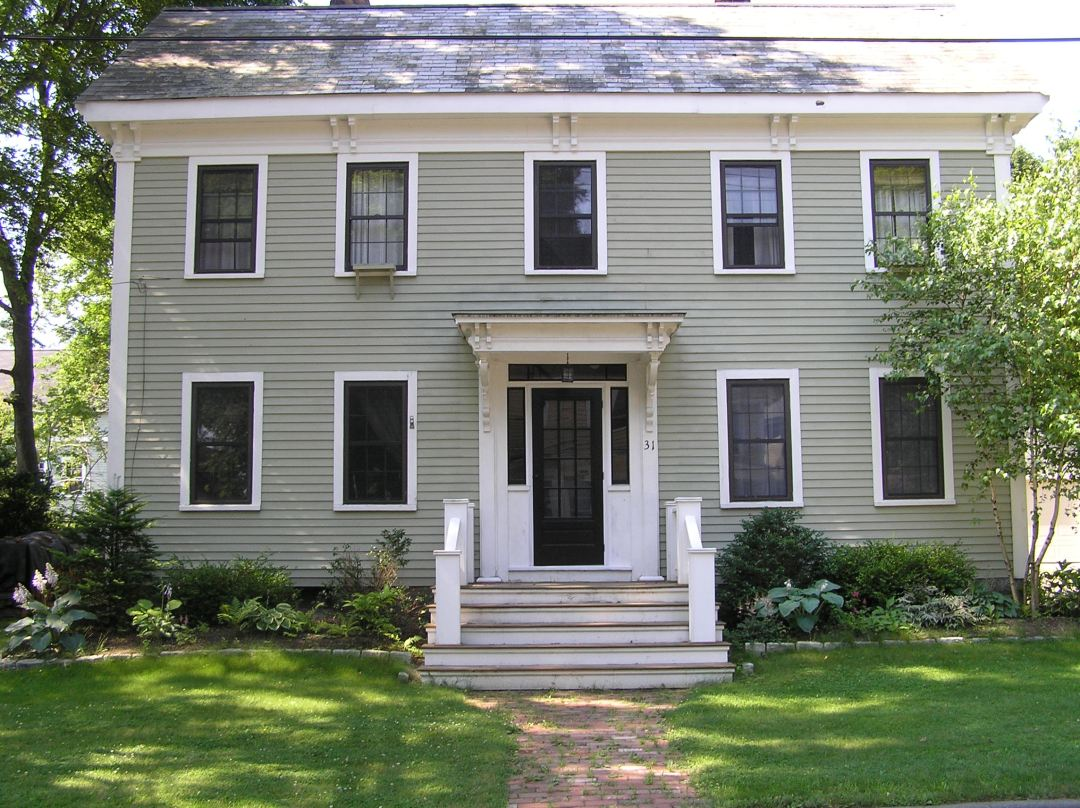 Summer St. house Ipswich MA