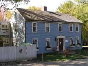 110 High Street, the John Kimball Jr. house (1730)