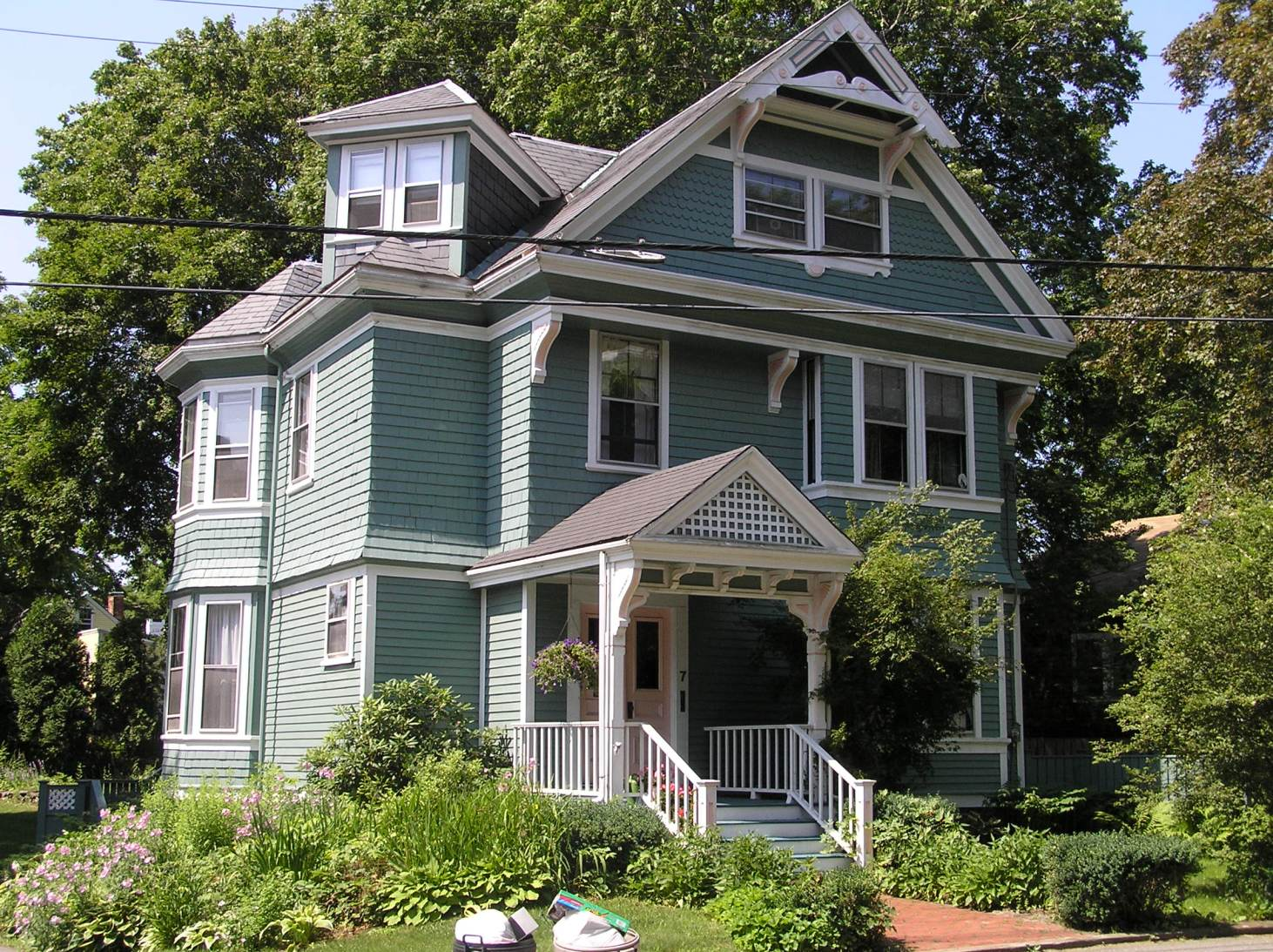 7 East Street, the Sadie Stockwell house (1888)