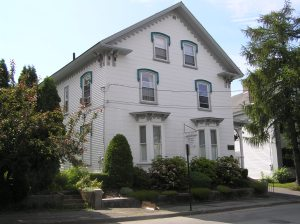 45 North Main Street, the Isaac Flitchner house (1860)