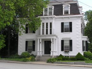 21 North Main Street, the Theodore Cogswell house (1880)