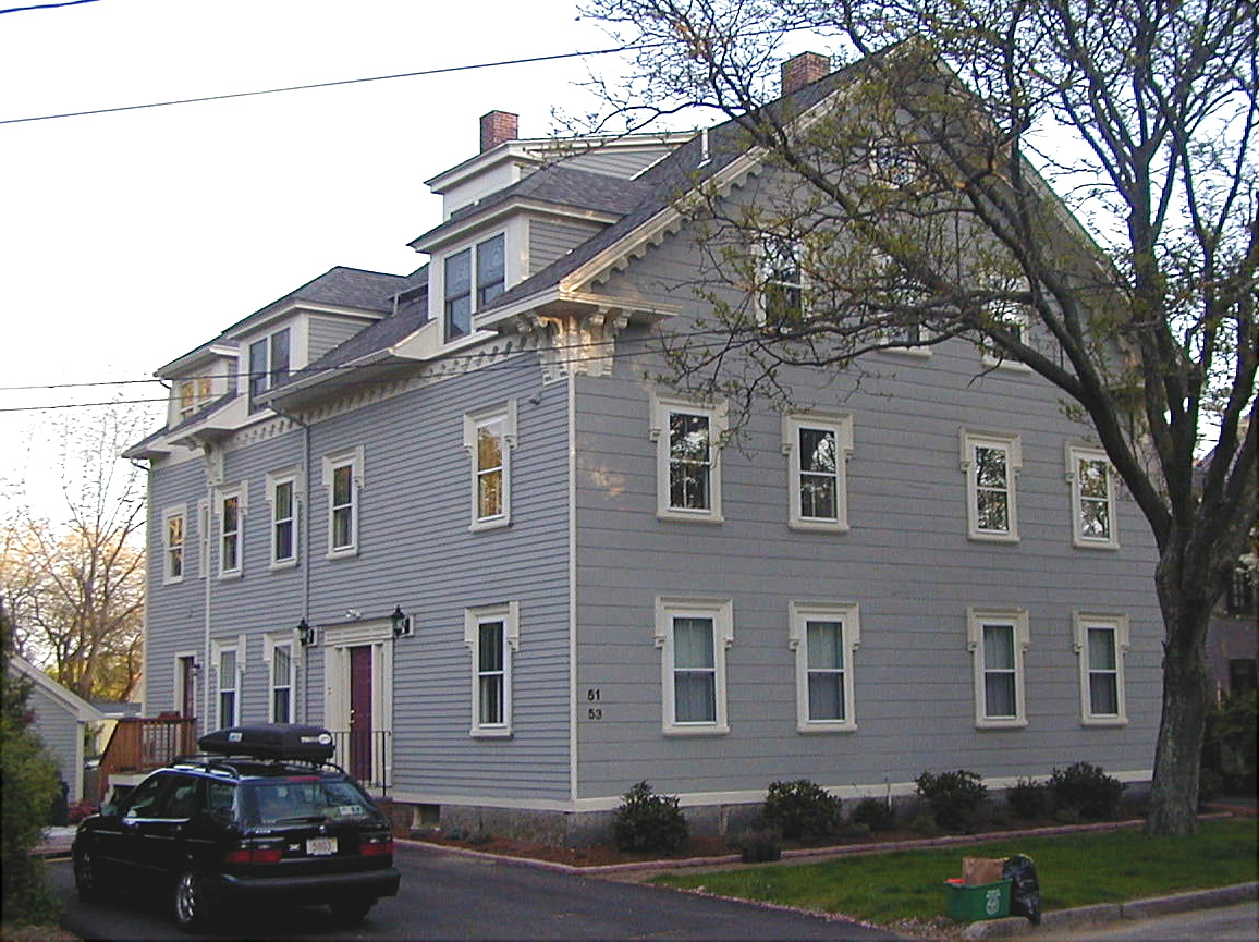 51 North Main Street, the Sarah Lord house (1849)