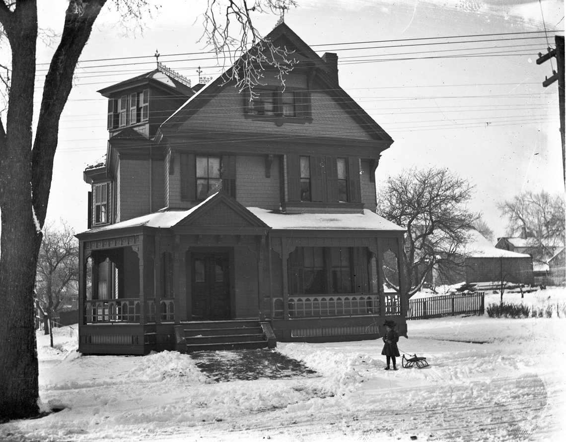 7 East St. in 1900