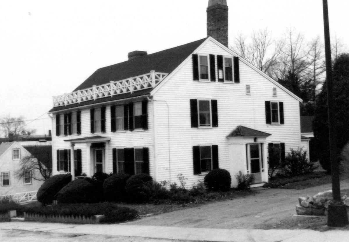 12 N. Main St. in the 1980s