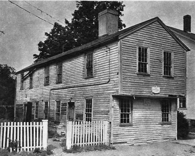 Old Post Office, North Main St., Ipswich MA