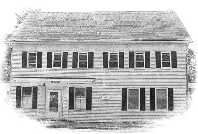 The Willcomb house on East Street