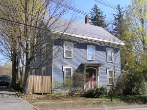 96 County Road, Old South Church Parsonage (1860)