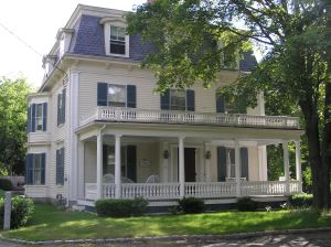 6 Meetinghouse Green, the Captain Israel Pulcifer house (1812)