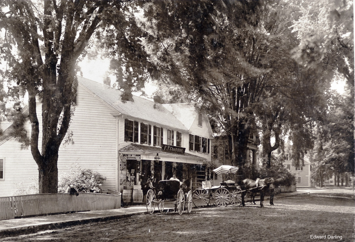 Goodhue store, County Rd. Ipswich