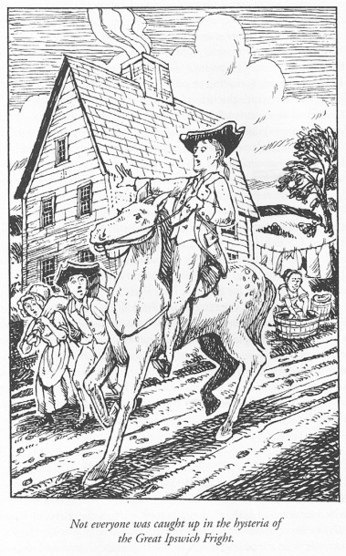 Illustraton from Sam Sherman's book, Ipswich, Stories from the River's Mouth.