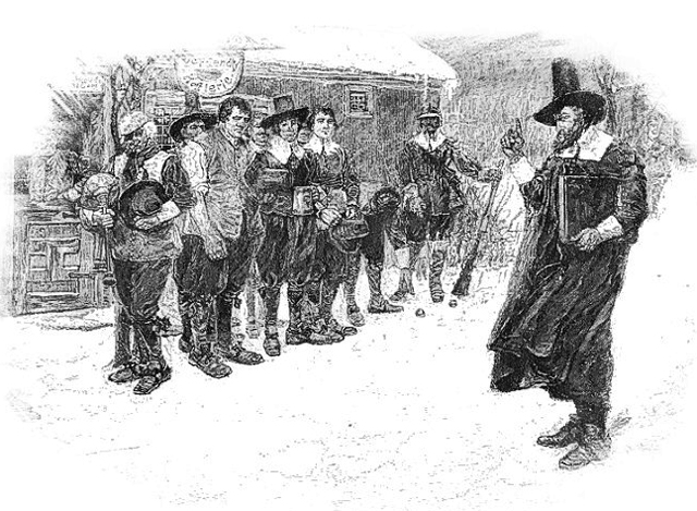 Christmas comes to New England, 1856 – Historic Ipswich