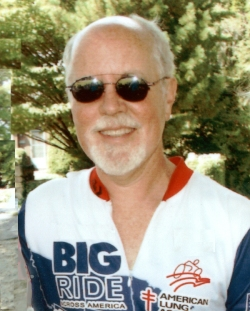 Gordon Harris, Big Ride Across America