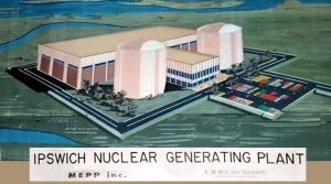 Proposed Ipswich MA Nuclear Power Generating Plant