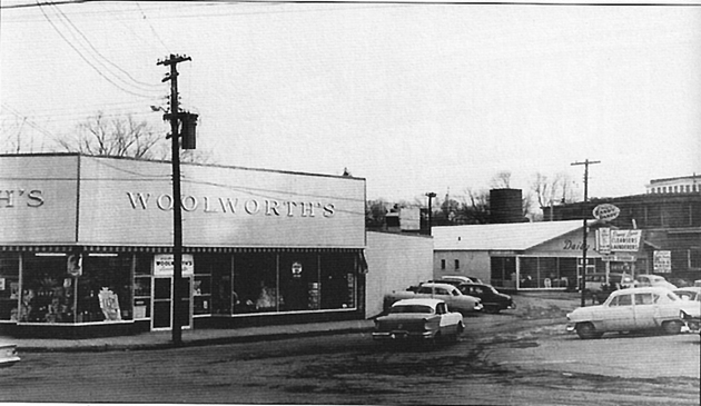 Woolworths in Ipswich