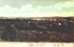 View from Bayberry Hill in Ipswich