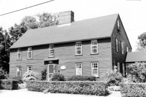 The Burley Tavern, Green St., Ipswich MA