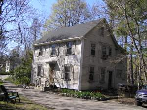 102 County Road, the Rowell-Homans house (c 1865)