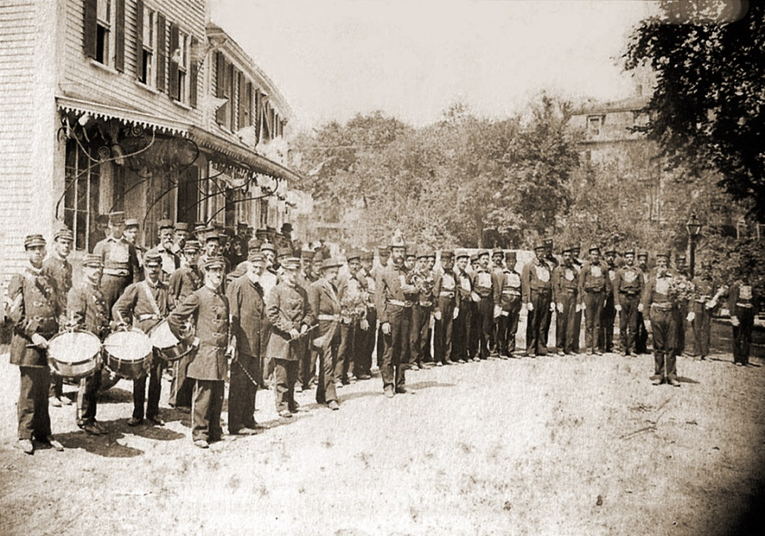 Ipswich Civil War veterans