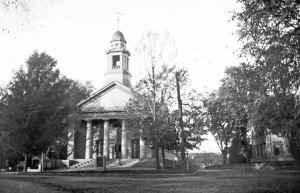 South Congregational Church in Ipswich MA