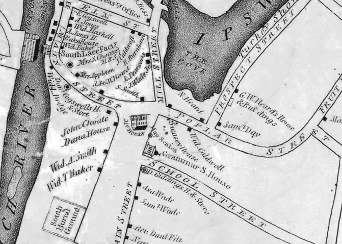 south_church_1838_map
