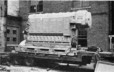 Ipswich electrical turbine