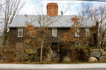 Andrew Burley House, 12 Green Street, Ipswich MA