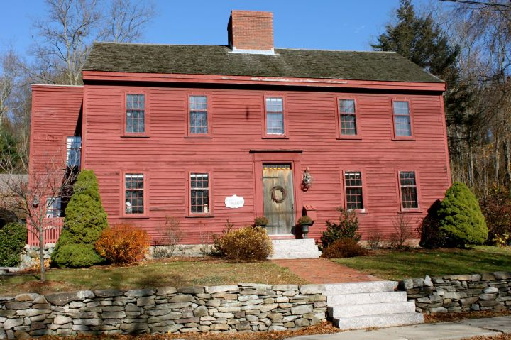 Joseph Wilcomb House, 13 High St., Ipswich MA