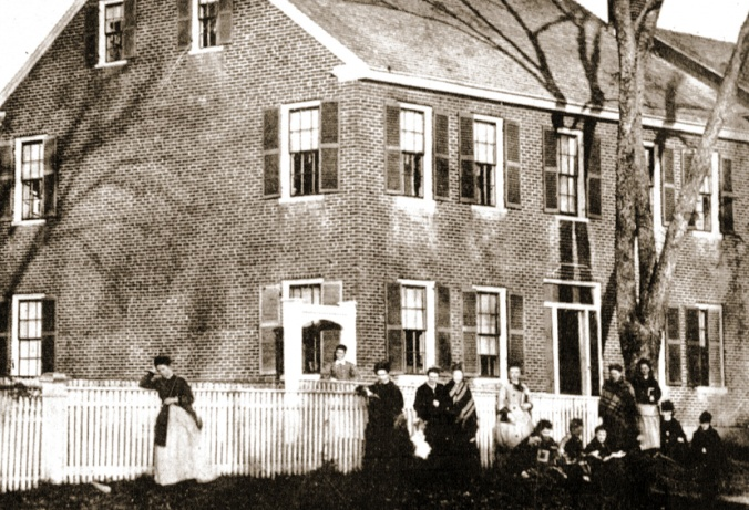 Ipswich Female Seminary students.