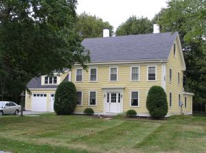 Spiller house, High St., Ipswich MA