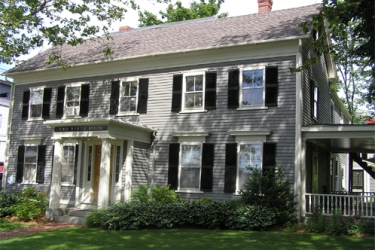 John Appleton House, 2 North Main Street, Ipswich MA